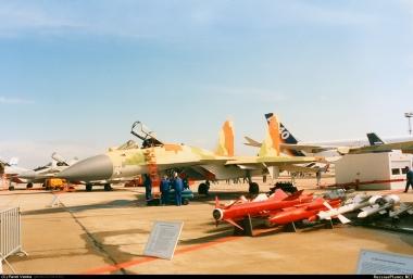 Su-35 serial 709 20